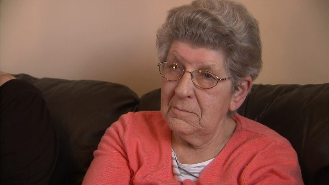 Pat Mackintosh says her admission into hospital could have been prevented
