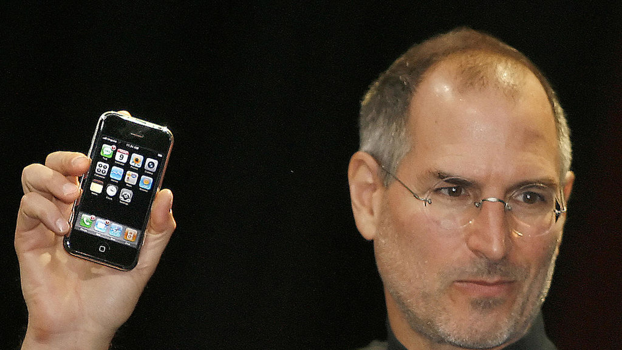 Apple S Iphone Unveiled By Steve Jobs 10 Years Ago Science