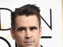 Actor Colin Farrell attends the 74th Annual Golden Globe Awards at The Beverly Hilton Hotel on January 8, 2017 in Beverly Hills, California