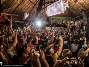The BPM 2017 was the festival's 10th anniversary at Playa del Carmen, Mexico