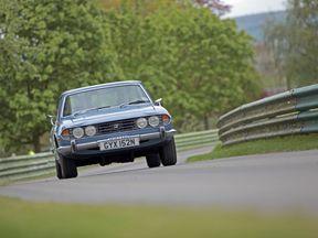 A Triumph Stag. Pic: Magic Car Pics/REX/Shutterstock