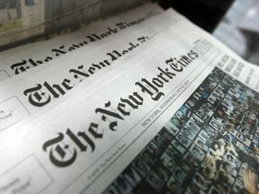 The New York Times has attacked the decision