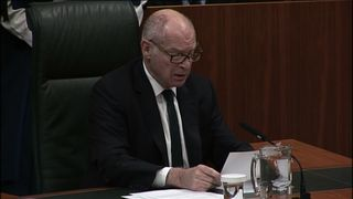 Supreme Court President Lord Neuberger