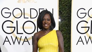 Actress Viola Davis attends the 74th Annual Golden Globe Awards at The Beverly Hilton Hotel on January 8, 2017 in Beverly Hills, California
