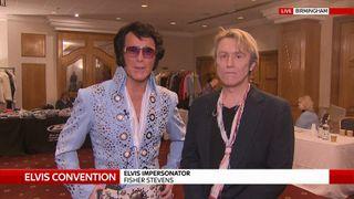 Elvis Impersonator Competition