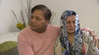 Mohammed and Safia Yaqub insist their son was targeted by police
