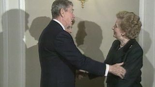 US-UK special relationship shown through Regan and Thatcher