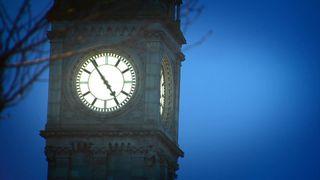 Irish clock