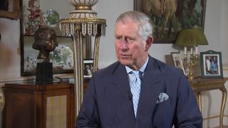 Prince Charles on the plastics in our oceans.