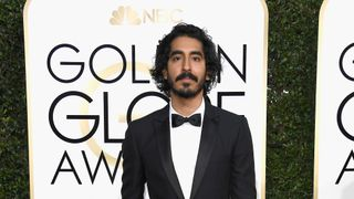 Actor Dev Patel attends the 74th Annual Golden Globe Awards at The Beverly Hilton Hotel on January 8, 2017 in Beverly Hills, California