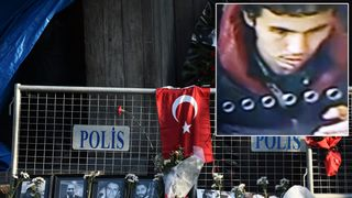 Footage emerges of suspect before the deadly Istanbul attack