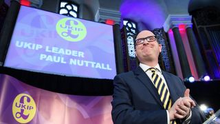 Paul Nuttall will be standing as MP in the Stoke Central by-election