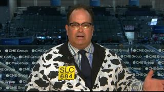 Scott Shellady is known as the 'Cow Guy' in investment circles