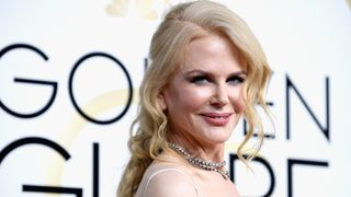 Actress Nicole Kidman attends the 74th Annual Golden Globe Awards at The Beverly Hilton Hotel on January 8, 2017 in Beverly Hills, California