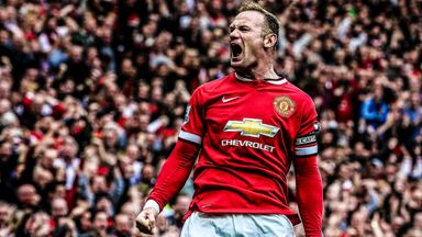 Rooney's greatest Man Utd goals