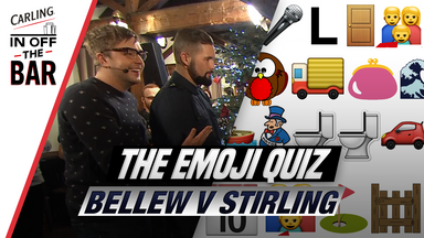 The Emoji Quiz | Bellew v Stirling