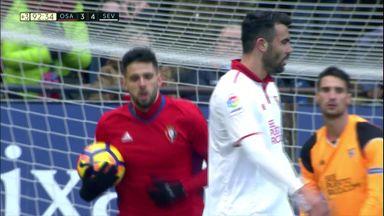 Osasuna 3-4 Sevilla