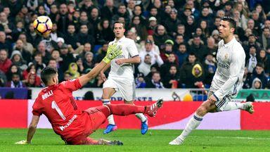 Ronaldo scores 20th of the season