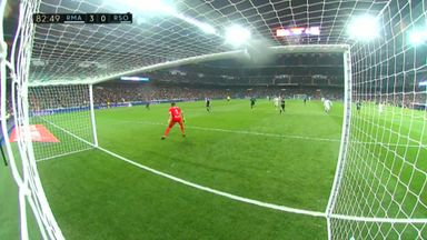 Marvellous counter from Madrid