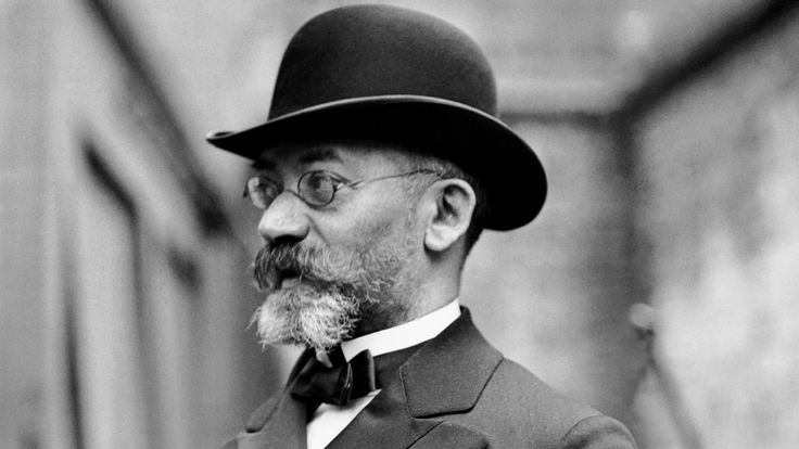 Ludwik Zamenhof, who invented Esperanto