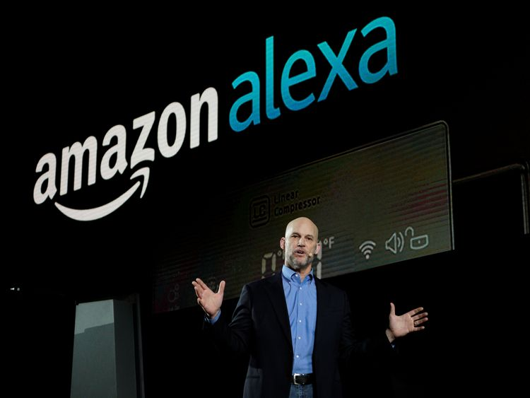 Amazon Alexa featured heavily at the CES tech show in Las Vegas last week
