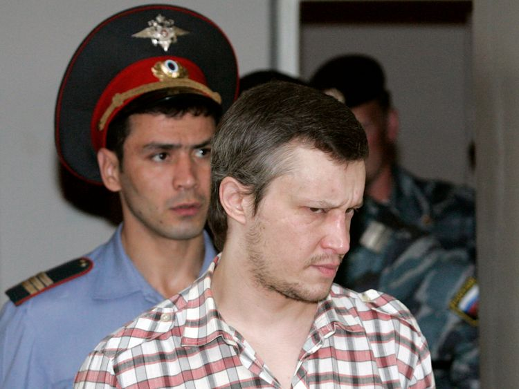 Serial killer Alexander Pichushkin killed at least 49 people