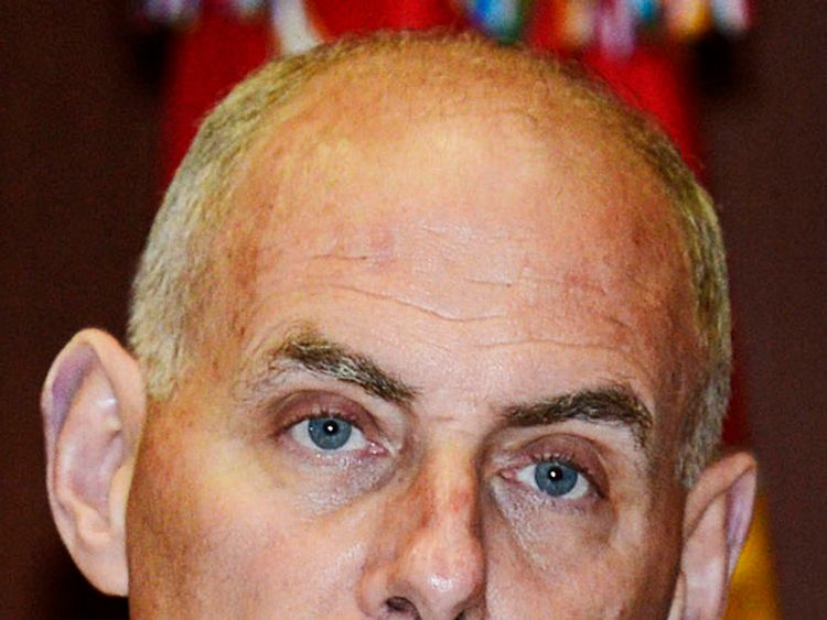General John Kelly is widely respected by both parties