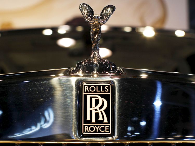 Rolls-Royce pulls rapper video over seatbelt