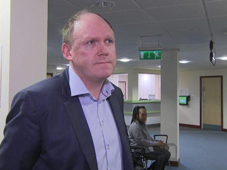 Dr Will Murdoch who works as a GP in Birmingham
