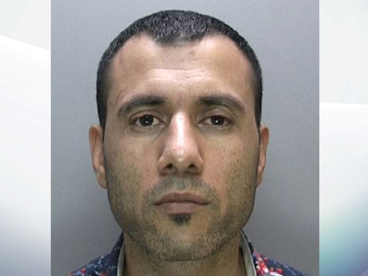 Jamshid Piruz was convicted of murder in the Netherlands in 2007
