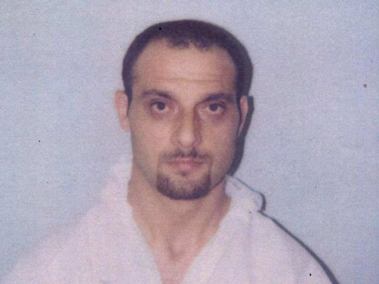 Nebojsa Denic, one 'Pink Panther' found guilty of taking part in the 2003 Graffs robbery
