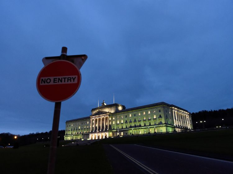 The fragile power-sharing agreement held at Stormont for 10 years