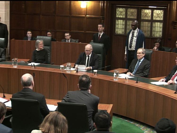 Supreme Court announces Article 50 decision