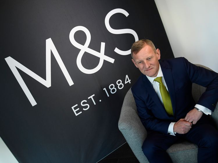 M&S profits plunge 62% on store closure costs