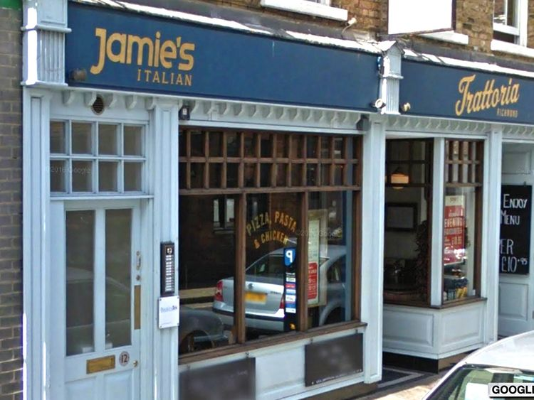 Jamie's Italian, Richmond