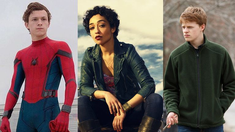 Tom Holland, Ruth Negga and Lucas Hedges have been shortlisted for the Rising Star award