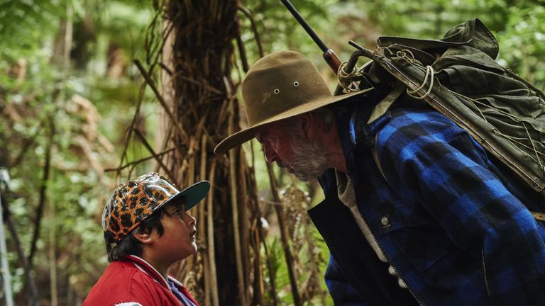 Hunt For The Wilderpeople was left out of the best foreign picture Oscar race