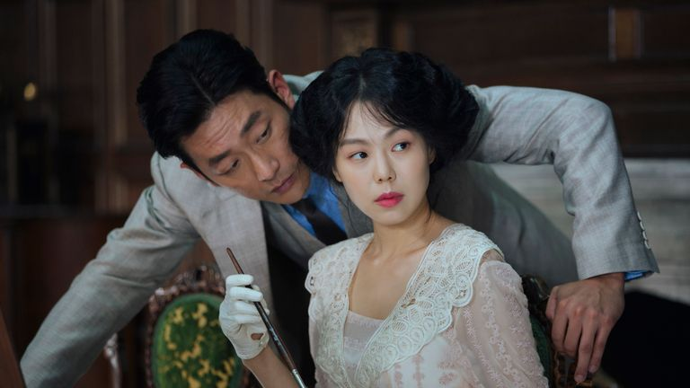 Park Chan-wook's erotic drama was not submitted for the official Oscar entry
