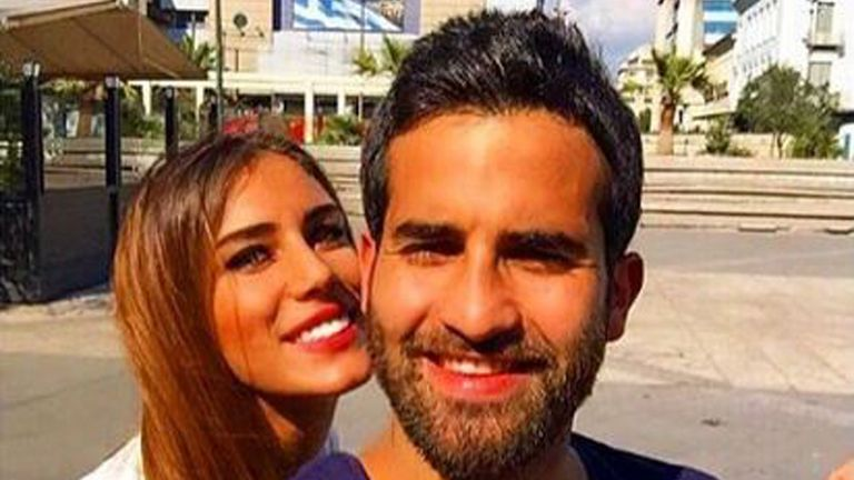 Rita Shami and Elias Wardini were friends from Lebanon