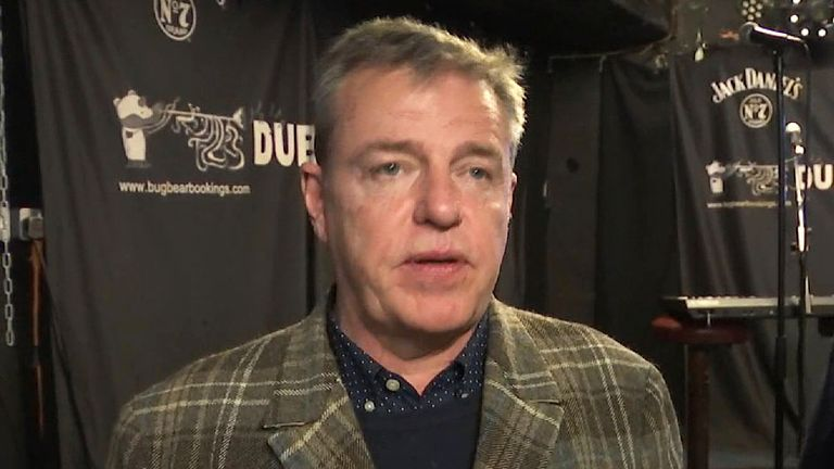 Suggs says we need to be 'quite precious about' venues