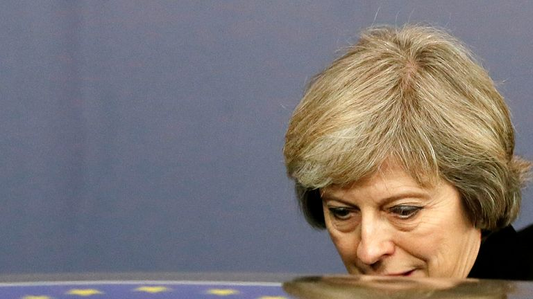 Brexit will never be far from Theresa May's thoughts