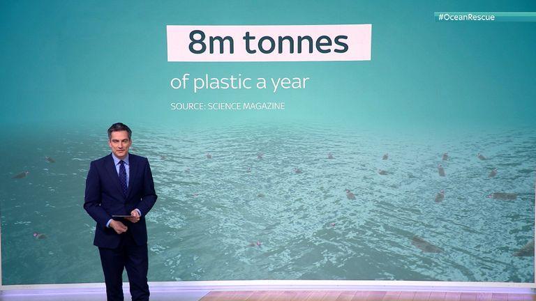 Ocean pollution statistics