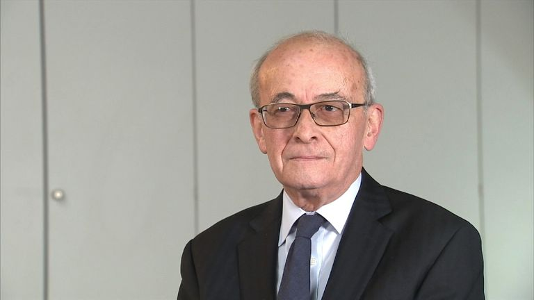 Article 50 author, Lord Kerr