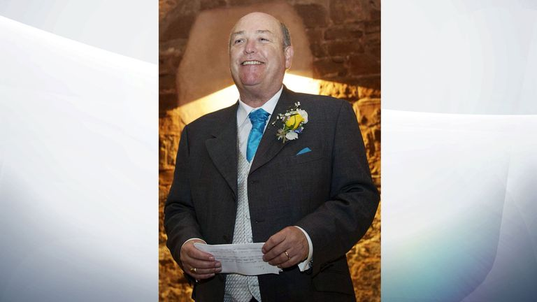 John Stollery, 58, a social worker from Nottinghamshire