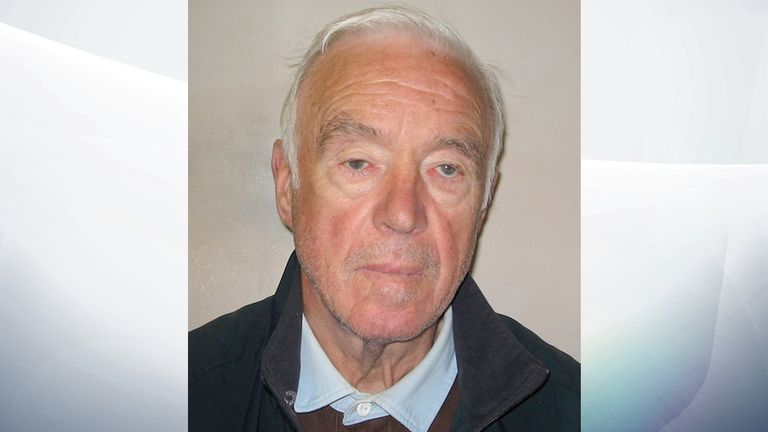 Brian Reader, the oldest man involved in the Hatton Garden raid