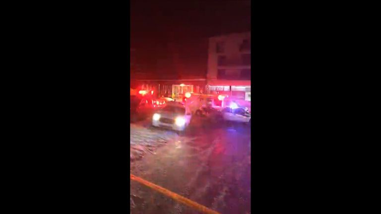 Quebec City police say there's been a shooting at mosque