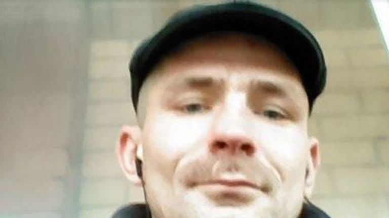 Lukasz Robert Pawlowski was appearing on court for sentencing. Pic: Facebook