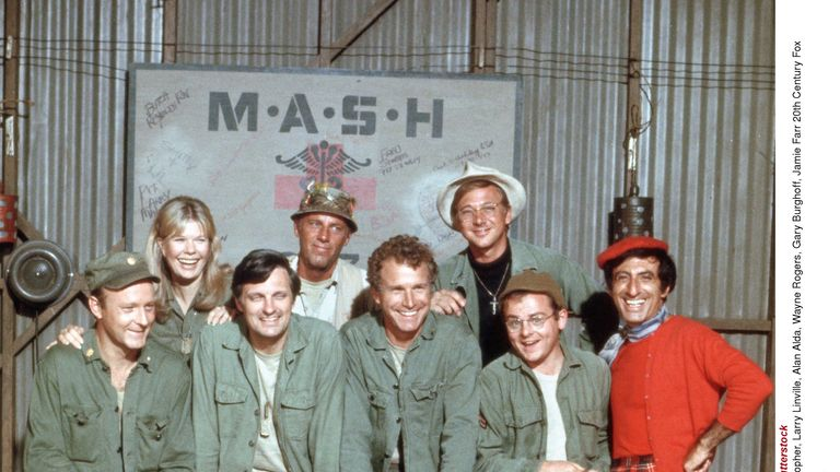 M*A*S*H was on for 11 seasons from 1972 to 1983