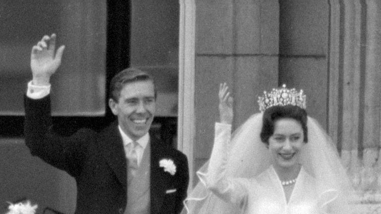 Lord Snowdon Former Husband Of Princess Margaret Dies Aged 86