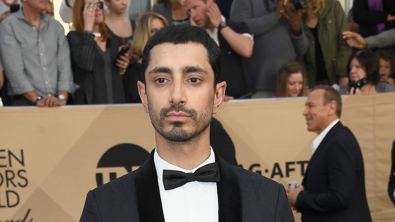Actor Riz Ahmed attends The 23rd Annual Screen Actors Guild Awards at The Shrine Auditorium on January 29, 2017 in Los Angeles, California